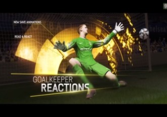 Official Gameplay Trailer Next Gen Goalkeepers