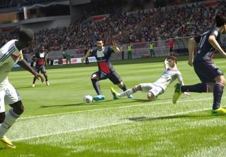 FIFA 15 Gameplay Demo