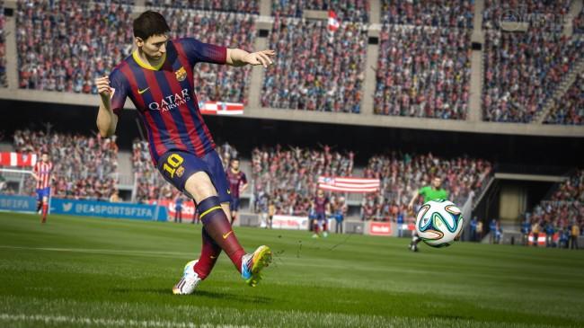 Скриншоты FIFA 15
