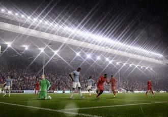 Видео игрового процесса - Е3 в FIFA 15