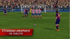FIFA 15 для iOS и Android