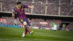 Графика FIFA 15: Ultimate Team