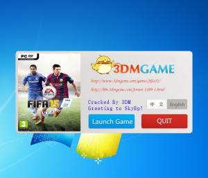 Кряк для Fifa 14 от 3dm