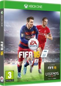 Купить FIFA 16 Ultimate Team