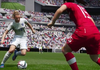 FIFA 16 England Women's National