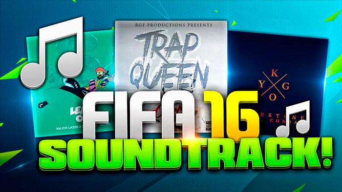 Soundtrack FIFA 16