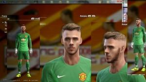 FIFA 2015 Hair & Face Update Mega Pack