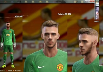 FIFA 2015 Hair & Face Update Mega Pack
