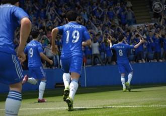 Официальное обновление геймплея FIFA 16